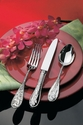 Ricci Flatware Japanese Bird and Bamboo Stainless Steel Flatware