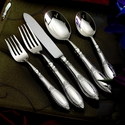 Ricci Flatware Donatello Stainless Steel