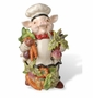 Kaldun & Bogle Bistro Couchon Chef Pig Cookie Jar