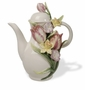 Kaldun & Bogle French Fields Tulip Teapot