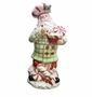 Kaldun & Bogle Christmas Gifts Santa Cookie Jar