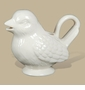 Kaldun & Bogle Porcelain Treasures Mini Bird Jug