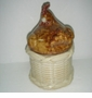 Kaldun & Bogle Farm Country Crafts Chicken Canister - Small