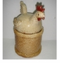 Kaldun & Bogle Farm Country Crafts Chicken Canister - Large
