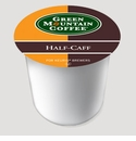 Keurig K Cups - Green Mountain Half Caff Coffee