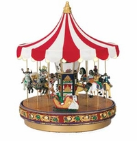 Mr. Christmas Gold Label Collection Carousels