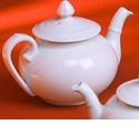 Pillivuyt French Porcelain Teapots & Coffee Accessories