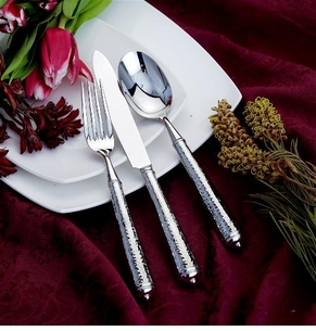 Ricci Stainless Steel Flatware