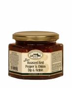 Robert Rothschild Roasted Red Pepper & Onion Dip & Relish