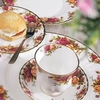 Royal Albert Bone China Old Country Roses Teacup & Saucer