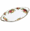 "Royal Albert Old Country Roses Regal Sugar & Creamer Tray 10"" x 6"""