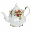 Royal Albert Old Country Roses Teapot Large 42 oz