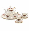 Royal Albert Old Country Roses Le Petite 9 Piece Child's Tea Set