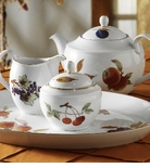 Royal Worcester Evesham Gold Dinnerware Collection