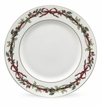 Royal Worcester Holly Ribbons Holiday Dinnerware