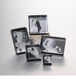 "Simon Pearce Woodbury Picture Frame 2"" (Boxed)"