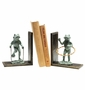 Frogs At Play Bookends by SPI Home