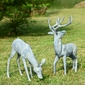 Garden Deer Pair by SPI Home