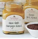 Stonewall Kitchen Maine Maple Champagne Mustard 3.5 oz Jar