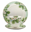 Dogwood Bone China Tea Cup & Saucer Set