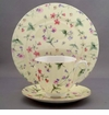 Yellow Sweet Pea Chintz Bone China Tea Cup & Saucer Set