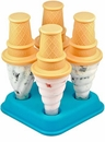 Tovolo Ice Cream Cone Ice Pop Molds