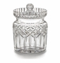 Waterford Crystal Lismore Biscuit Barrel Jar with Lid
