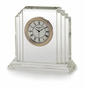 "Waterford Crystal Metropolitan Clock 3 3/4"" H"