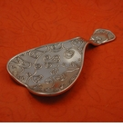 Crosby & Taylor (Tin Woodsman) Pewter Heart Spoon Rest