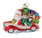Christopher Radko Christmas Ornament - On the Road Again