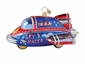Christopher Radko Christmas Ornament - Sky Racer