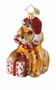 Christopher Radko Christmas Ornament - Peppermint Pup