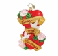 Christopher Radko Christmas Ornament - Love and Marriage