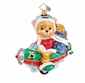 Christopher Radko Christmas Ornament - Sky High Surprise