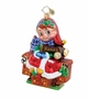 Christopher Radko Christmas Ornament - Handy Helper