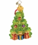 Christopher Radko Christmas Ornament - Tip Top Toad Tree