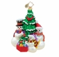 Christopher Radko Christmas Ornament - Family Tradition