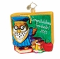 Christopher Radko Christmas Ornament - Collegiate Congrats