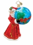 Christopher Radko Christmas Ornament - Global Grasp