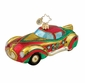 Christopher Radko Christmas Ornament - Radko Racer