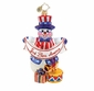 Christopher Radko Christmas Ornament - Patriotic Pal