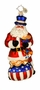 Christopher Radko Christmas Ornament - Santa, Proud and Tall