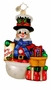 Christopher Radko Christmas Ornament - Bundled with Bundles