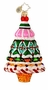 Christopher Radko Christmas Ornament - Candy-Coated Christmas Dreams
