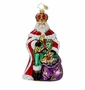 Christopher Radko Christmas Ornament - His Royal Highness