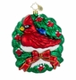 Christopher Radko Christmas Ornament - Festive Nest