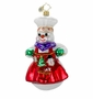 Christopher Radko Christmas Ornament - Garland of Goodies