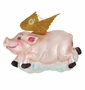 Christopher Radko Christmas Ornament - When Pigs Fly
