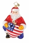 Christopher Radko Christmas Ornament - Braveheart Santa