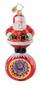 Christopher Radko Christmas Ornament - Regally Round
